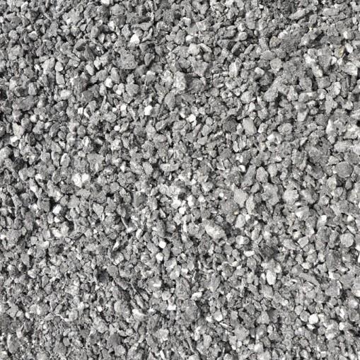 Crushed asphalt