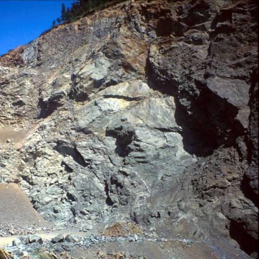 Aggregates processable materials ophite and granite basalt