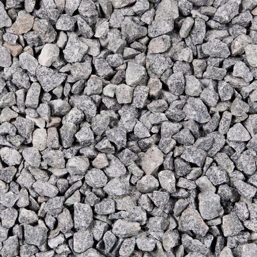 Granito triturado