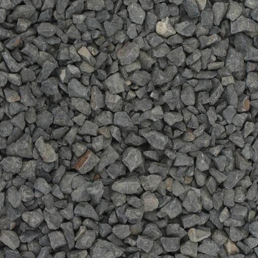 Basalte broyé