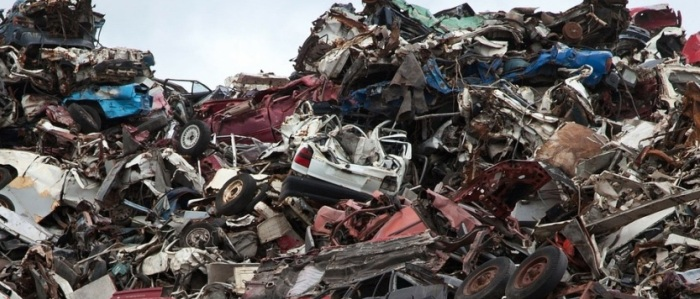 Ferrous Scrap Treatment
