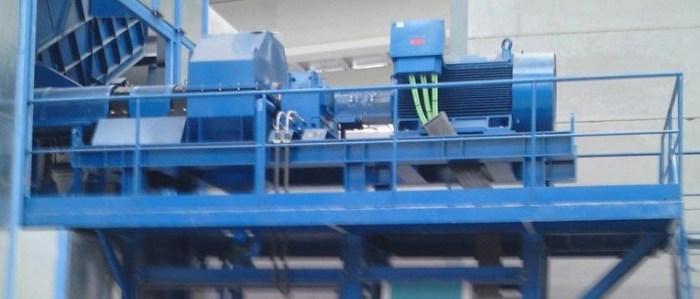 Non ferrous scrap stationary treatment plants (DRIVE)