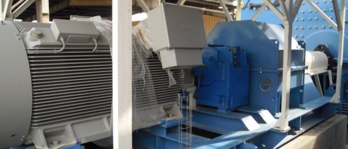 Ferrous scrap stationary treatment plants (DRIVE)