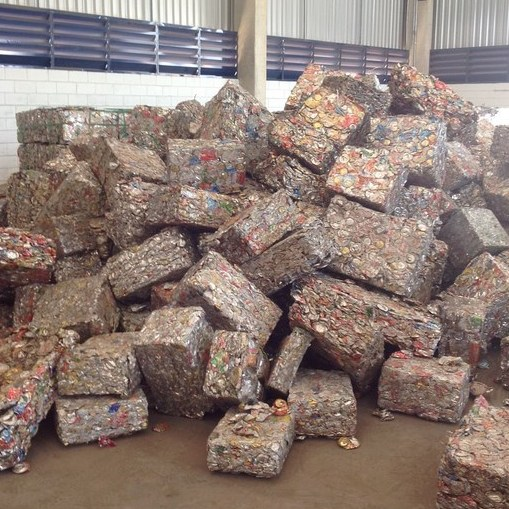 Eisenmetallschrott verarbeitbare materialien Stahldosen