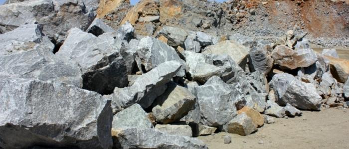 Verarbeitung von zuschlagstoffen und mineralien