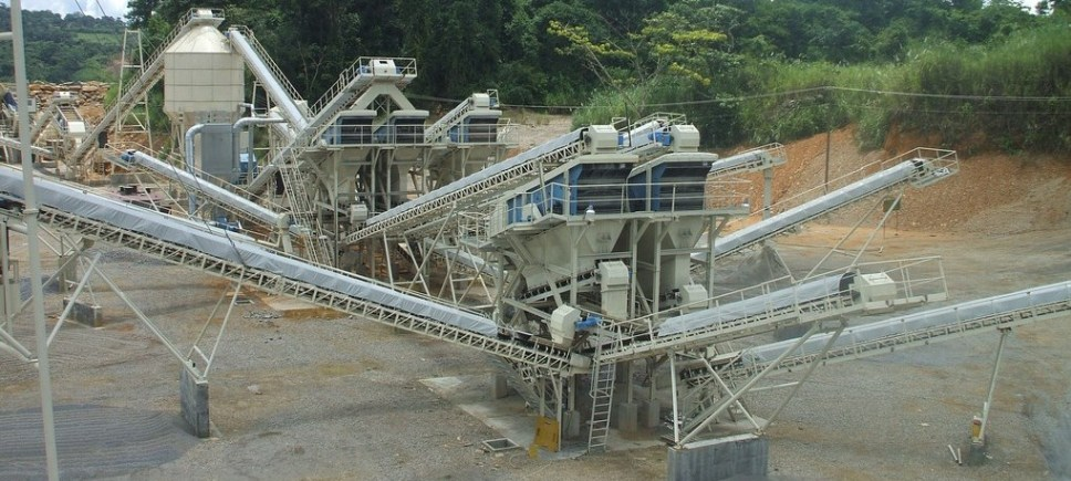 AGGREGATES TREATMENT PLANT