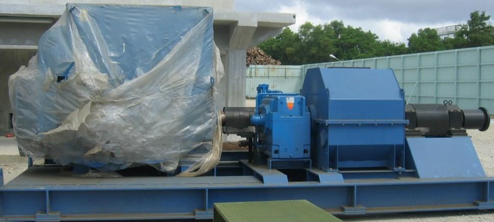 ACCIONAMIENTO ELECTRICO 1800 kW PARA FRZB-2621